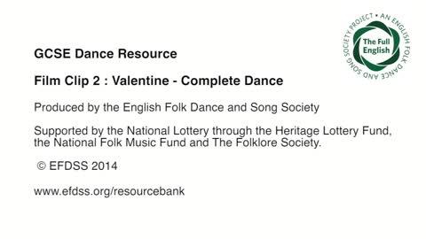 Film Clip 2: Valentine (hanky dance)