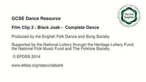 Film Clip 3: Black Joak (stick dance)