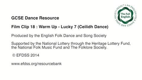 Warm Up 7: Lucky 7 (Ceilidh Dance)