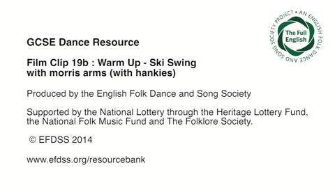 Warm Up 9: Ski Swing Morris Arms (hankies)