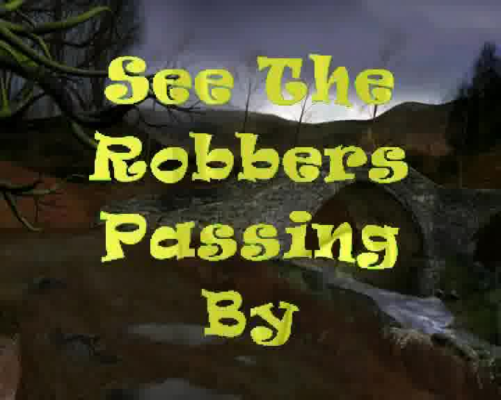 See The Robbers - created by Children at the Blackpool City Learning Centre