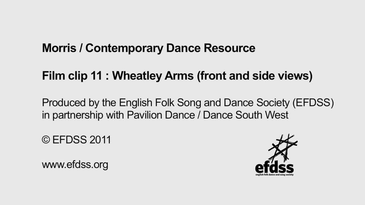 Film 11: Morris Steps - Wheatley Arms
